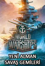 World of Warships Alman Savaş Gemileri'ne Kavuştu Poster