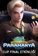 Paramanya Cup Finali Detayları Duyuruldu! Poster