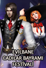 EvilBane Cadılar Bayramına Hazır! Poster