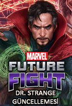Dr. Strange MARVEL Future Fight'ta! Poster