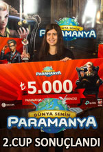 2. Paramanya Cup Sonuçlandı! Poster