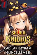Seven Knights Cadılar Bayramı Güncellemesi Poster