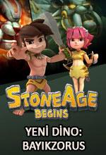 Stone Age Begins'e Yeni Dino! Poster