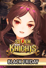 Seven Knights Black Friday Etkinlikleri Poster