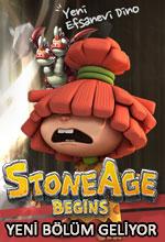 Stone Age Begins'e Yeni Bölüm! Poster