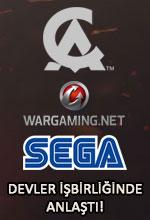 Wargaming, SEGA ve Creative Assembly El Sıkıştı Poster