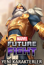 Marvel Future Fight Yeni Karakterlere Kavuştu Poster