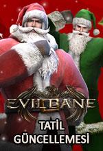 EvilBane İçin Tatil Temalı Güncelleme Poster
