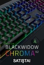 Razer BlackWidow Chroma V2 Satışta! Poster