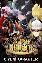 Seven Knights'a 8 Yeni Karakter! Poster