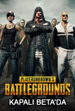 Playerunknown's Battlegrounds Kapalı Beta'da! Poster