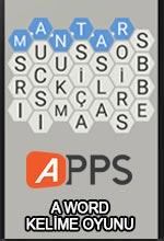 APPS'ten Yeni Kelime Oyunu: A Word Poster