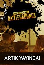 Playerunknown's Battlegrounds Satışta! Poster