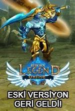 Legend Online Reborn Yayında! Poster