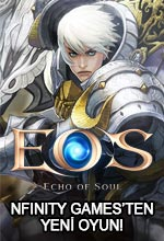 EOS'un Yayımcısı Nfinity Games Oldu! Poster