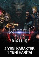Wolfteam Yeni Harita ve Karakterlerine Kavuştu Poster
