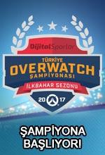 Türkiye Overwatch Şampiyonası Başlıyor! Poster
