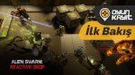 Alien Swarm: Reactive Drop İlk Bakış Videosu