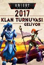 Knight Online 2017 Klan Turnuvası Poster
