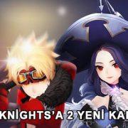 Seven Knights'a 2 Yeni Karakter