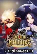 Seven Knights'a 2 Yeni Karakter Poster