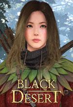 Black Desert Poster