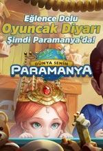 Oyuncak Diyarı Paramanya'da! Poster