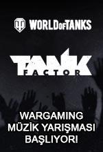 Tank Factor Müzik Yarışması Başlıyor! Poster