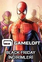 Gameloft'ta Black Friday İndirimi Başladı! Poster