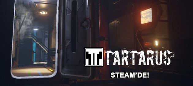 Yerli Oyun Tartarus Steam'de!