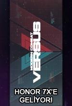 Modern Combat Versus & Honor 7X Poster