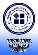 Gamelab Geliştirici Sitesi Açıldı! Poster