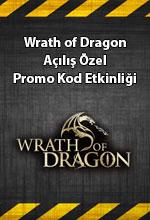 Wrath of Dragon Açılış Özel Poster
