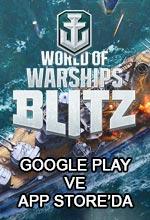 World of Warships Blitz Yayında! Poster