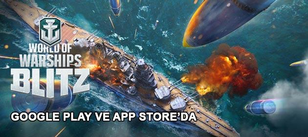 World of Warships Blitz Yayında!