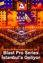 Blast Pro Series İstanbul'a Geliyor! Poster