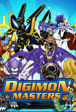 Digimon Masters Poster