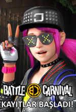 Battle Carnival Kapalı Beta Kayıtları Başladı! Poster