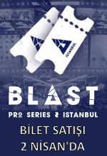 Blast Pro Series Bilet Satışları Başlıyor! Poster