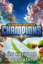 Dungeon Hunter Champions Ön Kayıtlar Açıldı! Poster