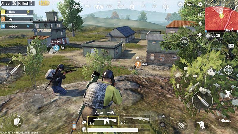 PUBG Mobile Ekran Görüntüsü