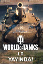 World of Tanks 1.0 Yayında! Poster