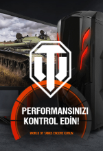 World of Tanks'ı enCore ile Test Edin Poster