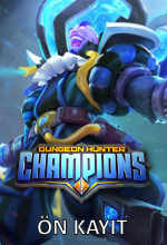 Dungeon Hunter Champions Ön Kayıt'ta! Poster
