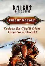 Knight Online'a Battle Royale Modu: Knight Royale Poster