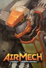 AirMech Strike Poster