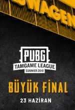 LG PUBG Tamgame Ligi'nde Büyük Final Poster