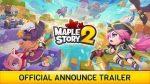 MapleStory 2 Tanıtım Videosu