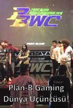 Plan-B Gaming Dünya Üçüncüsü Oldu! Poster