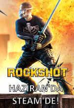 RockShot Haziran Ayında Steam'de! Poster